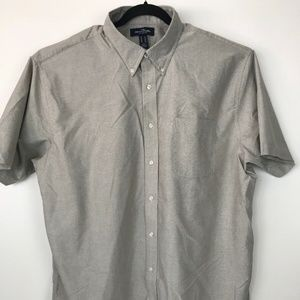 The Outfitters By Lands End Mens Shirt Size 2XL